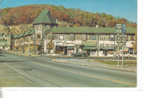 A Part of The Business District,Suffern,New York  - 1