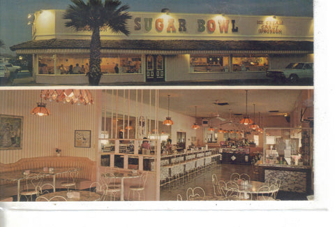 Sugar Bowl Ice Cream Parlor-Scottsdale,Arizona - Cakcollectibles