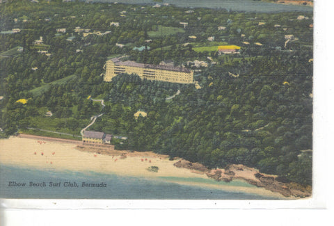 Elbow Beach Surf Club-Bermuda 1949 - Cakcollectibles - 1