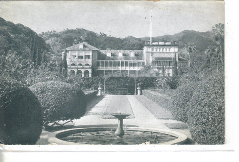 Government House-Port-of-Spain,Trinidad,B.W.I. - Cakcollectibles - 1