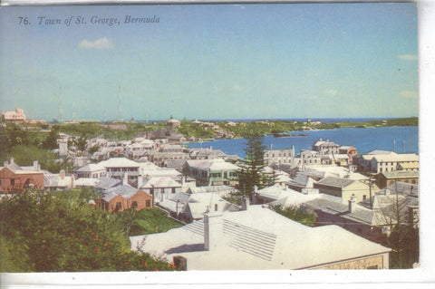 Town of St. George-Bermuda - Cakcollectibles - 1