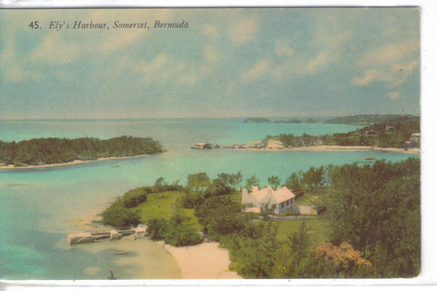 Ely's Harbour-Somerset-Bermuda - Cakcollectibles - 1