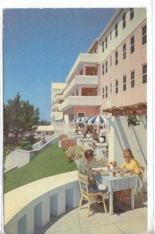 Dining Terrace at Elbow Beach Surf Club-Bermuda - Cakcollectibles - 1