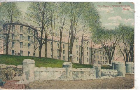 The Oread - Worcester,Massachusetts 1908 - Cakcollectibles - 1