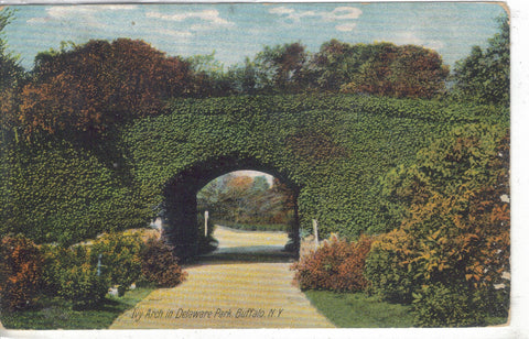 Ivy Arch in Delaware Park-Buffalo,New York - Cakcollectibles - 1