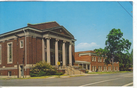 First Baptist Church-Paris,Tennessee - Cakcollectibles - 1