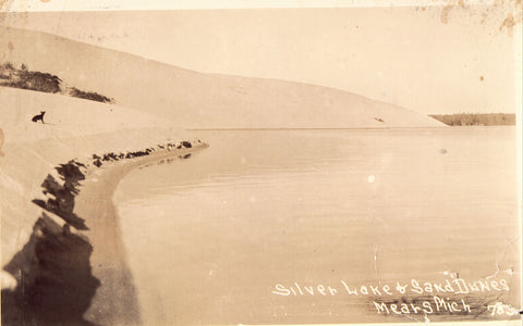 RPPC - Silver Lake & Sand Dunes - Mears,Michigan