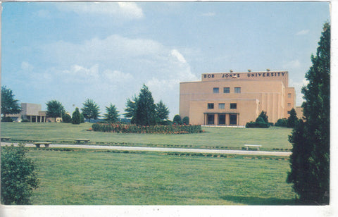 Rodeheaver Auditorium,Bob Jones,University-Greenville,South Carolina - Cakcollectibles - 1
