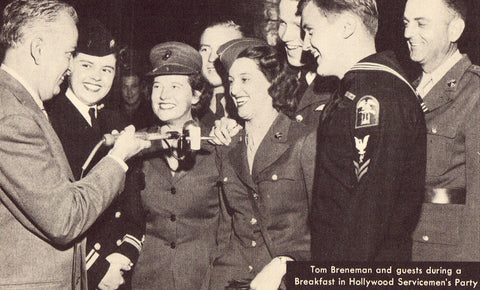 Tom Breneman and Guests