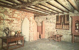 Cellar,Berkeley Plantation - Virginia Retro Postcard