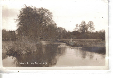 RPPC-River Arrow-Pembridge - Cakcollectibles - 1
