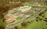 Aerial View - Kettering Medical Center - Kettering,Ohio front of retro postcards for sale.