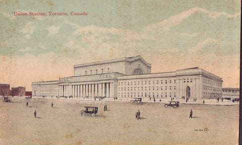 Union Station-Toronto,Canada - Cakcollectibles - 1