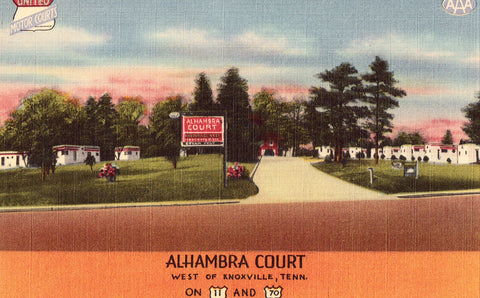 Alhambra Court - Knoxville,Tennessee