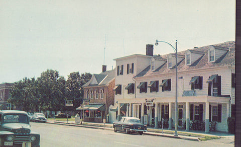 Somerset Avenue-Princess Anne,Maryland - Cakcollectibles - 1