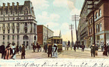Market Street - Paterson,New Jersey Tuck's Postcard Front