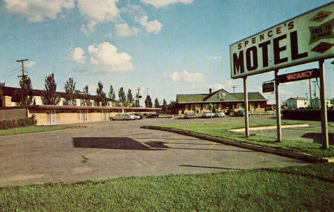 The Spence Motel - Madison,Wisconsin