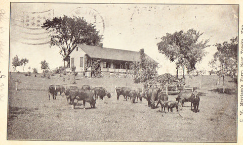 C.W. Merriam's Farm near Topeka,Kansas