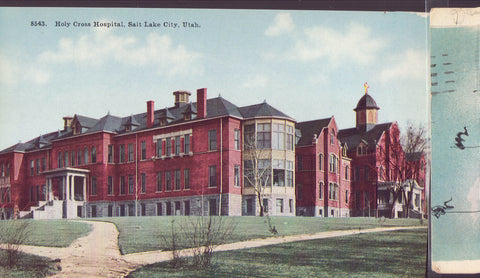 Holy Cross Hospital-Salt Lake City,Utah - Cakcollectibles - 1