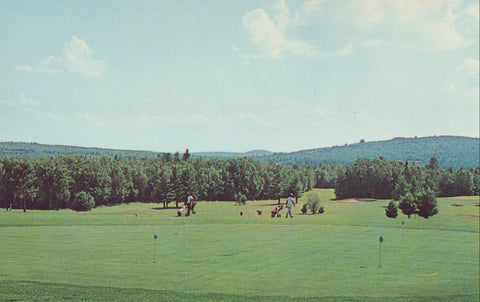 View of Fairways at Wilson Lake Country Club-Wilton,Maine