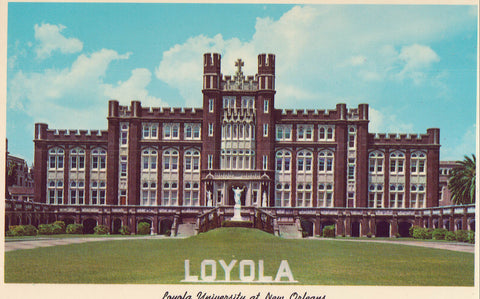 Loyola University at New Orleans,Louisiana - Cakcollectibles - 1
