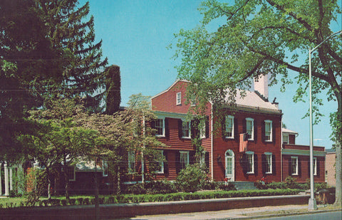 The Wedgewood Inn - Morristown,New Jersey - Cakcollectibles - 1