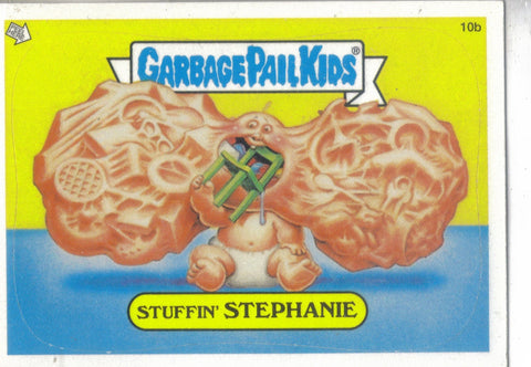 Garbage Pail Kids 2003 #10b Stuffin' Stephanie