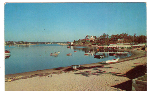 Scenic View of Buttermilk Bay at Buzzards Bay-Cape Cod,Massachusetts - Cakcollectibles - 1