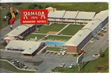 Ramada Inn - Springfield,Missouri Post Card - 1