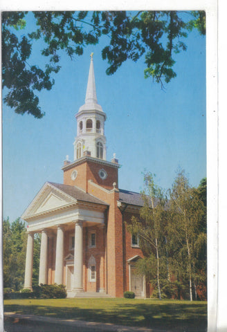 Church Of The Abiding Presense - Gettysburg, Pennsylvania - Cakcollectibles