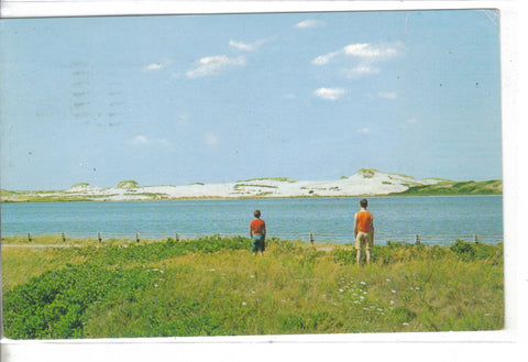 Dunes with Pilgrim Lake-Cape Cod,Massachusetts 1971 - Cakcollectibles - 1