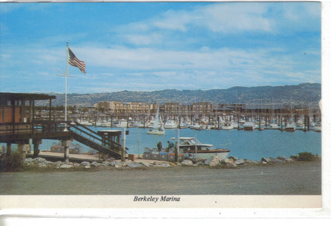Berkeley Marina-Berkeley, California - Cakcollectibles