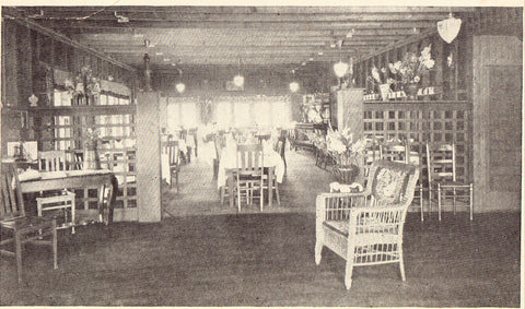 Interior View - Westcustogo Inn - Yarmouth Foreside,Maine