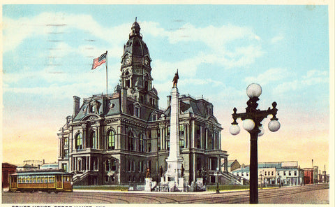 Court House - Terre Haute,Indiana