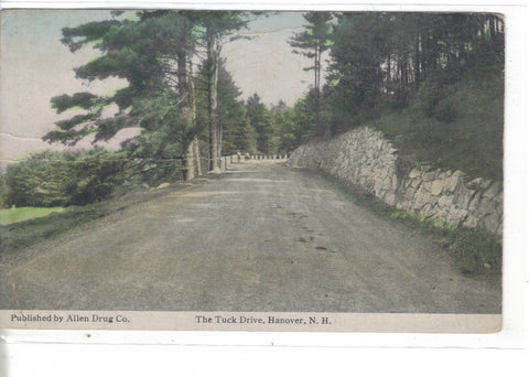 The Tuck Drive-Hanover,New Hampshire  1916 - Cakcollectibles - 1