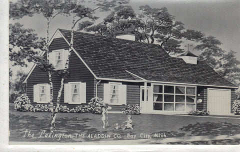 """The Lexington"",The Aladdin Co. - Bay City,Michigan"