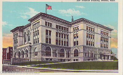 Federal Building-Helena,Montana - Cakcollectibles