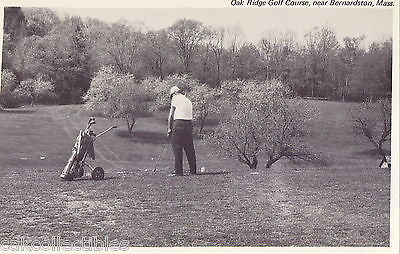 Oak Ridge Golf Course near Bernardston,Massachusetts - Cakcollectibles - 1