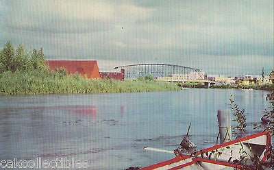 Chena River-Fairbanks,Alaska - Cakcollectibles - 1