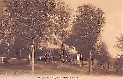 Hotel Northfield-East Northfeild,Massachusetts - Cakcollectibles - 1