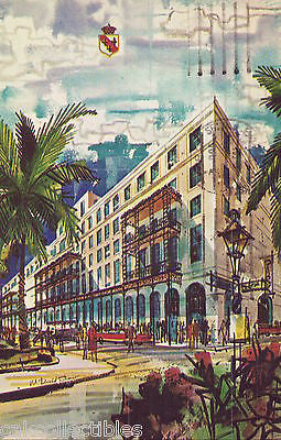 The Royal Orleans-New Orleans,Louisiana 1965 - Cakcollectibles