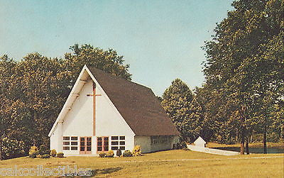 Homer B. Henderson Memorial Chapel,Camp Lambec-North Springfield,Pa. - Cakcollectibles - 1
