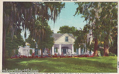 Windy Hill Manor-Natchez,Mississippi - Cakcollectibles - 1