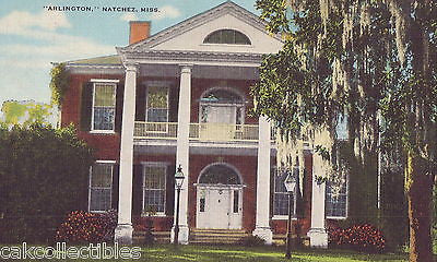 """Arlington""-Natchez,Mississippi - Cakcollectibles - 1"