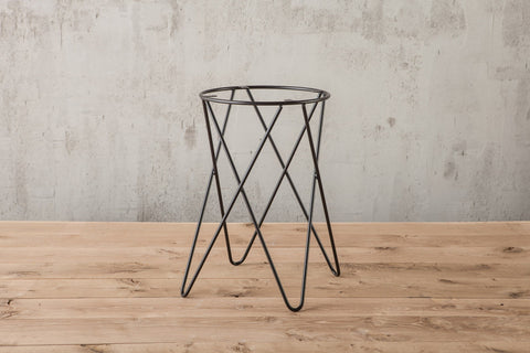 Hairpin Table Legs & Pedestal, 4-Leg