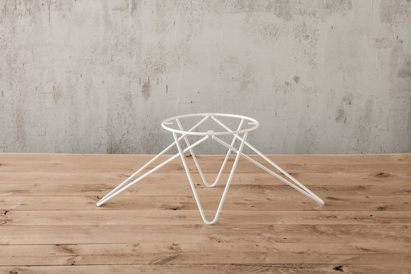 Hairpin Table Legs Cero Pedestal Triangular