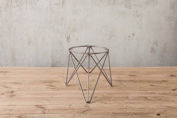 Hairpin Table Legs Cero Max Pedestal Side