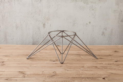 Hairpin Table Legs Cero Max Pedestal