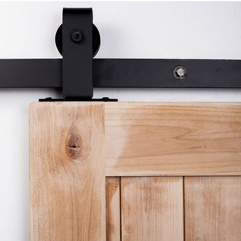 Classic Short Barn Door Hardware Kit