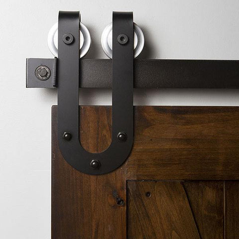 U Barn Door Hardware Kit